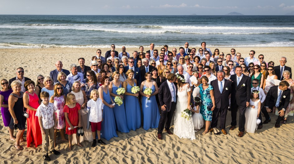 Medium-size Beach Wedding | Hoi An, Vietnam