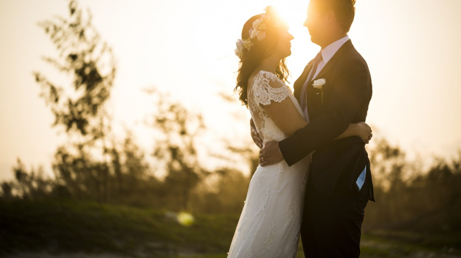 Sunset Beach Wedding | Hoi An, Vietnam
