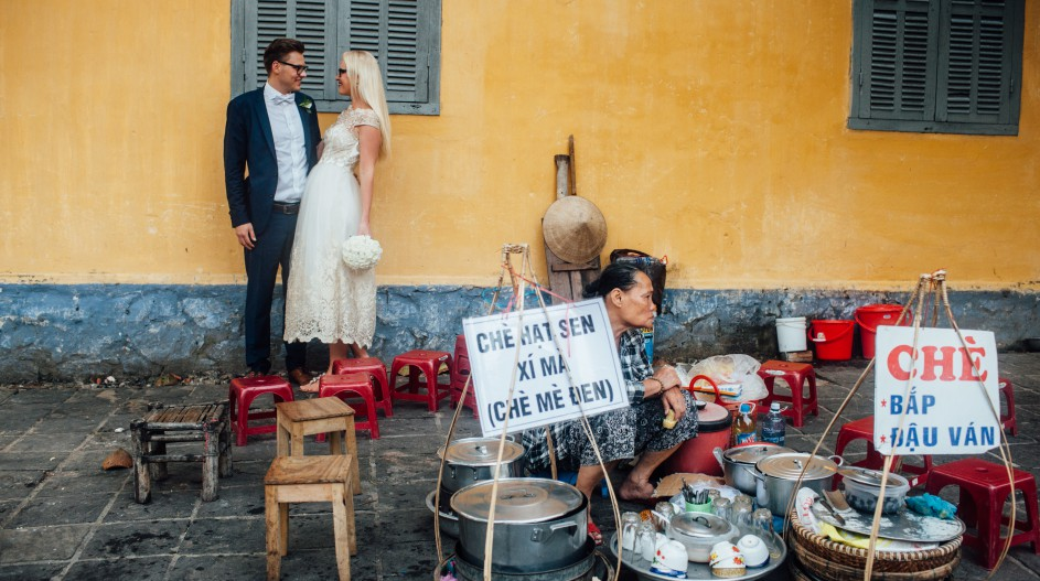 Wedding Photo Shoot in Old Town | Hoi An, Vietnam