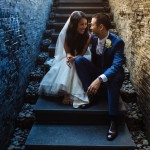 brick-stairs-wedding-photo-shoot