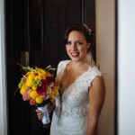 Yellow Bridal Bouquet | Hoi An, Vietnam