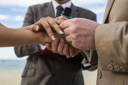 Hanh and Daren HoiAn Wedding