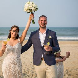 Lucy & Chris HOIAN Wedding, Vietnam