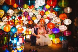 Natalie & Kris Wedding, Hoi An