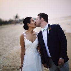 Yvonne & Bernie HoiAn Wedding